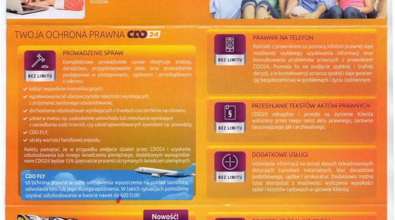 CDO24 DLA WSZYSTKICH CZŁONKÓW SOLIDARNOŚCI w CASTORAMA POLSKA
